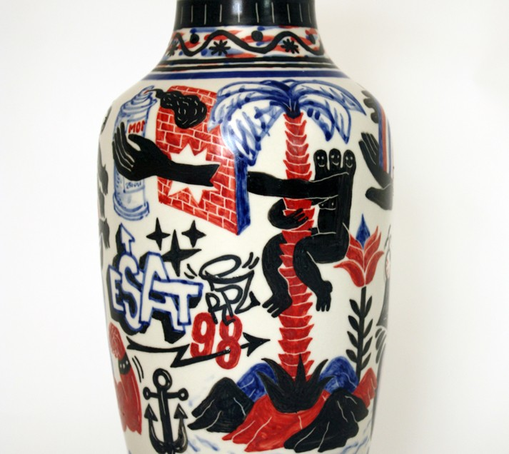 Vase made in Vietnam 3