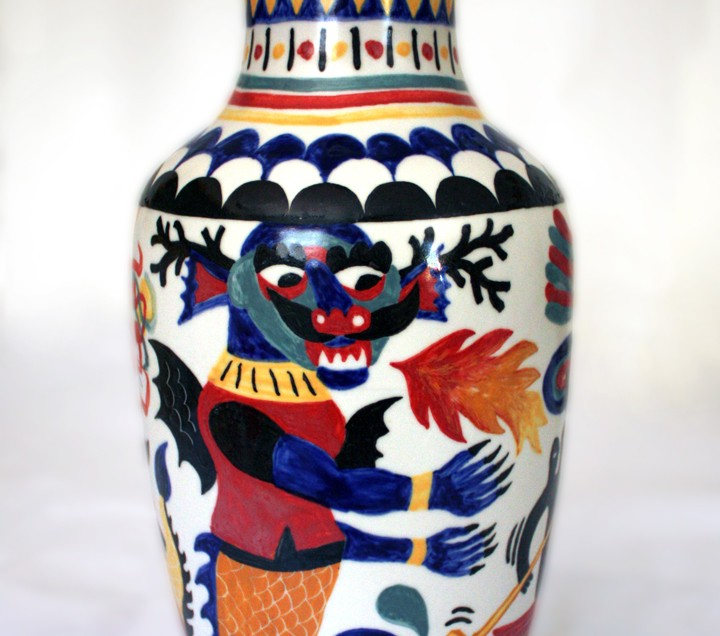 Vase made in Vietnam 4