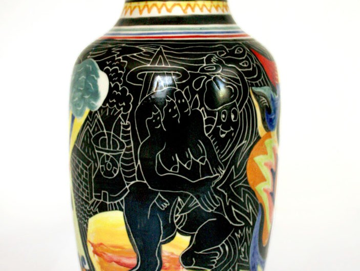 Vase made in Vietnam 2