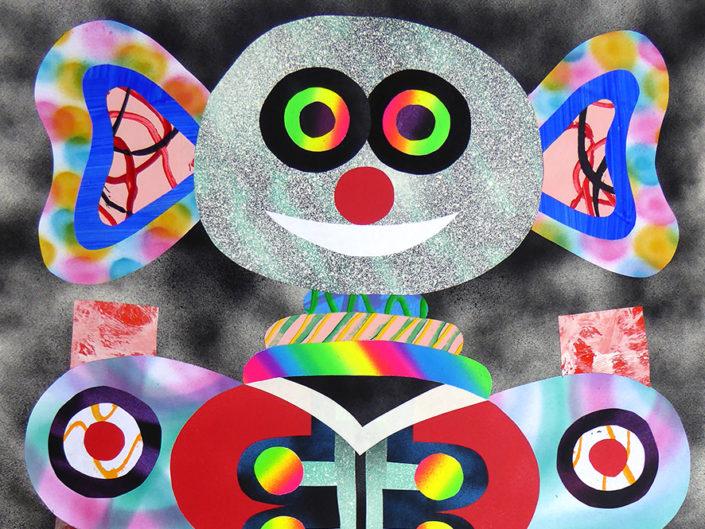 9 Guerreros intergalácticos